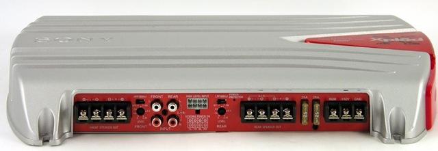 Sony XM-552ZR 2 Channel Car Amplifier | Alan Mackenzie's Blog