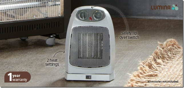 Aldi Ceramic Fan Heater 19 99 Alan Mackenzie S Blog