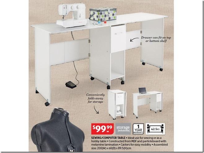 ALDI SINGER PROMISE 40 SEWING MACHINE Alan Mackenzie's Blog Gorgeous Aldi Sewing Machine